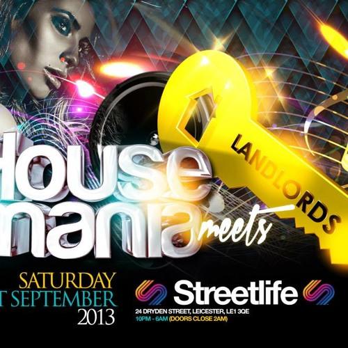 SUPA D Housemania Meets Landlords promo mix