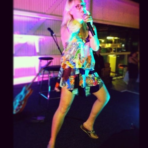 Joy 94.9 fm interview: Disco Fanny single launch