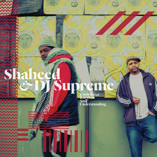 Blastmatazz - Shaheed and DJ Supreme