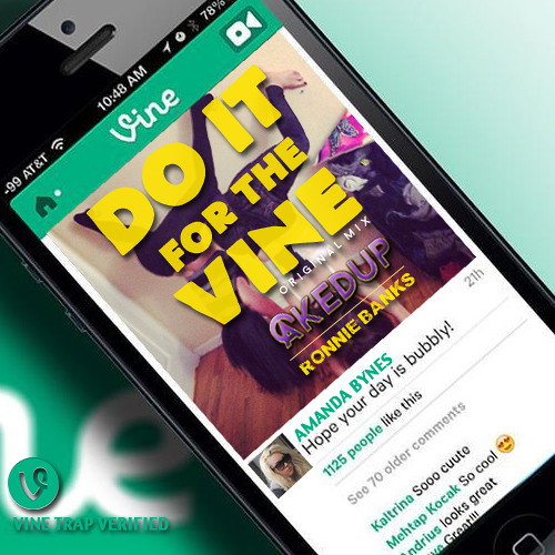 CAKED UP FT. RONNIE BANKS-DO IT FOR THE VINE (ORIGINAL MIX) *FREE DOWNLOAD*