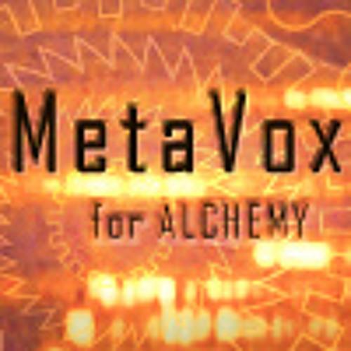 ViolaVox Hurdy Gurdy Drones Split - Alchemy Demo MetaVox