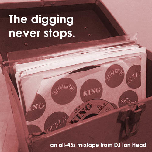 The Digging Never Stops (All-45s Mixtape)