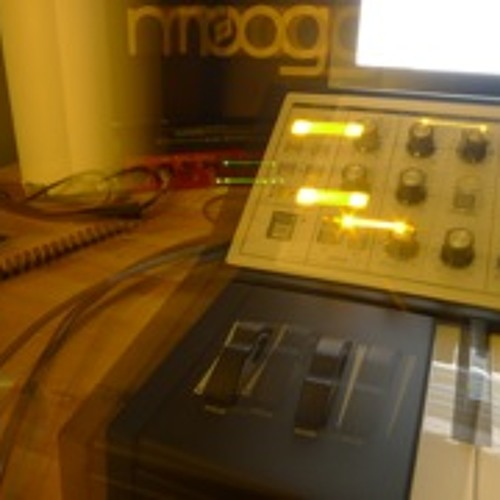 Moog Sub Phatty Ambient Space Funk