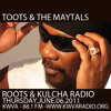 Toots Hibbert (of the Maytals) Interview 2011-07-06