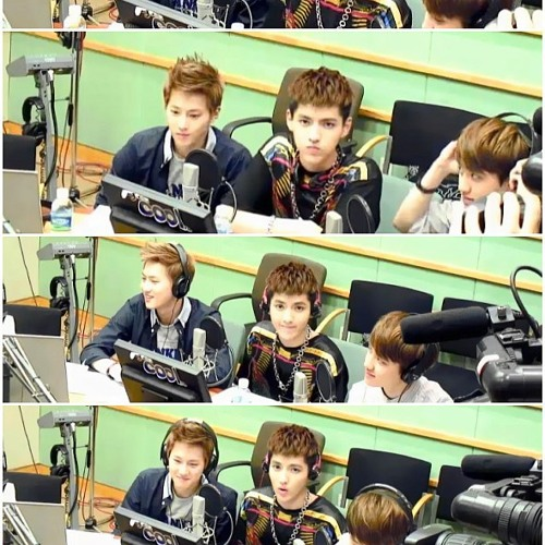 EXO D.O & Kris & ChanYeol & Lay - Officially Missing You