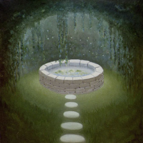 Paradox at the wishing well