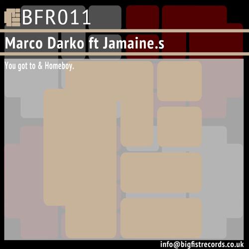 Marco Darko-Homeboy BFR011