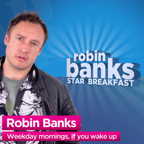 Robin Banks Breakfast Show - Normal Words That Sound Rude