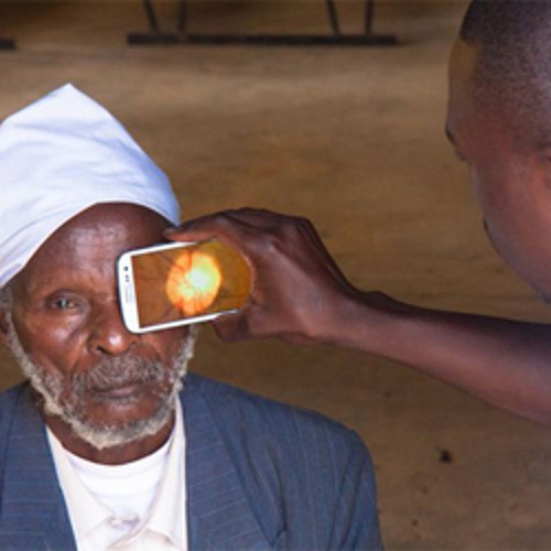 LSHTM - August 2013 podcast - an app to test eye health, mobile labs, and changing cycling habits