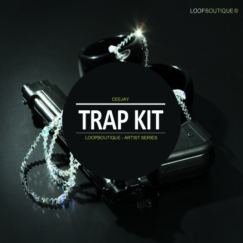Loopboutique CeeJay TRAP KIT Demo 1 (Trap Sample Pack)