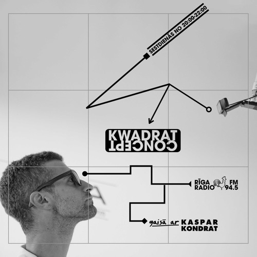 KWADRAT Concept @ RigaRadio 2013