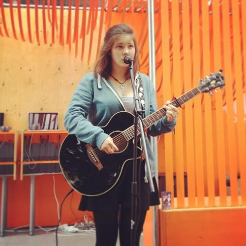 Megan D - Talks About Taking A Busking Tour