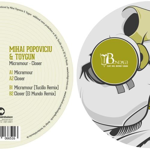 Mihai Popoviciu & Toygun - Closer (El Mundo Remix)