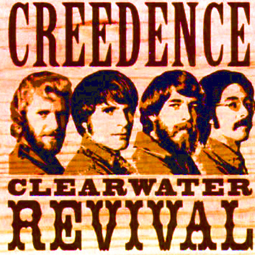 Creedence Clearwater Revival - Run Through The Jungle (Bootleg)