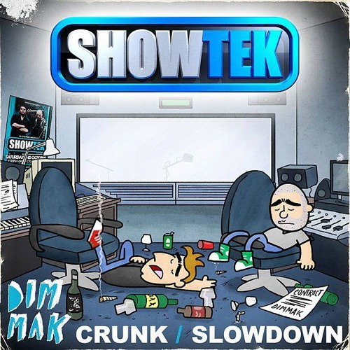Showtek - Crunk (Barrera Breaks Mix) FREE DOWNLOAD!!!