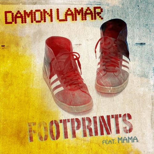Damon Lamar - Footprints
