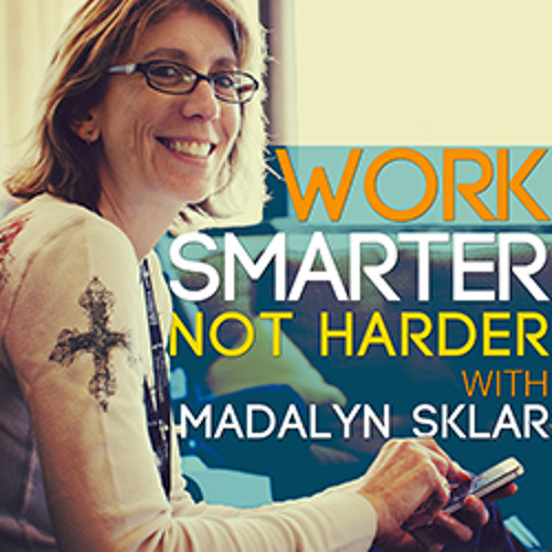 002: Work Smarter Not Harder Podcast - 6 Simple Tips To Network Effectively On Twitter