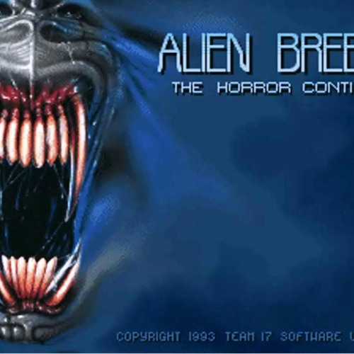 Alien Breed II - The Horror Continues - Title