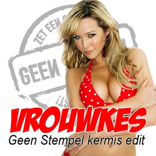 Rick in de Morgen ft. DJ Kicken - Vrouwkes (Geen Stempel kermis edit)