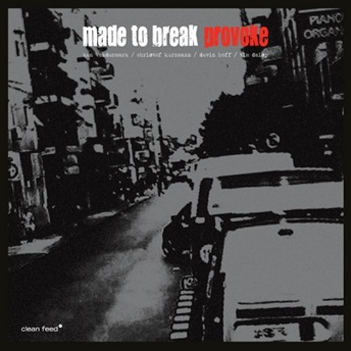 "Made to Break: ""Further (For John Cage)"""
