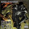 DANCEHALL OF WAR - LICENSE TO KILL CD 2 AUG 2K13