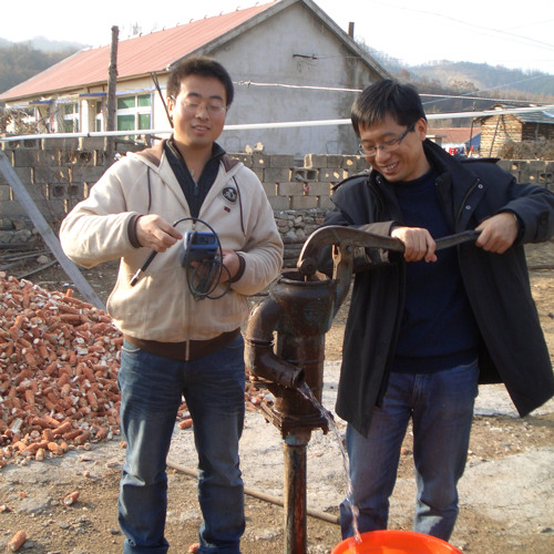 Ongoing in China: Testing Water without Touching Wells