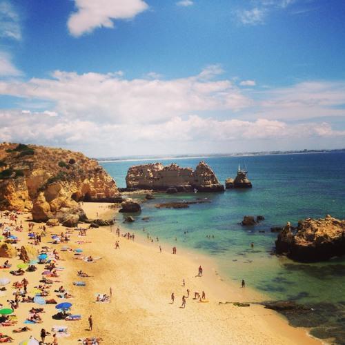 Trus'me - Beach Music 05 - Praia Donna Ana, Portugal.