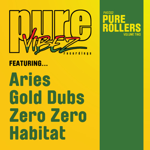 ARIES & GOLD DUBS - 90'S DUB - PURE VIBEZ [Taken from Radio 1]
