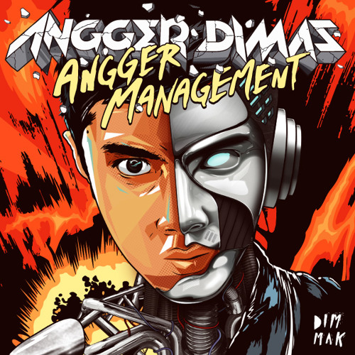ANGGER DIMAS - Angger Management Mini-Mix