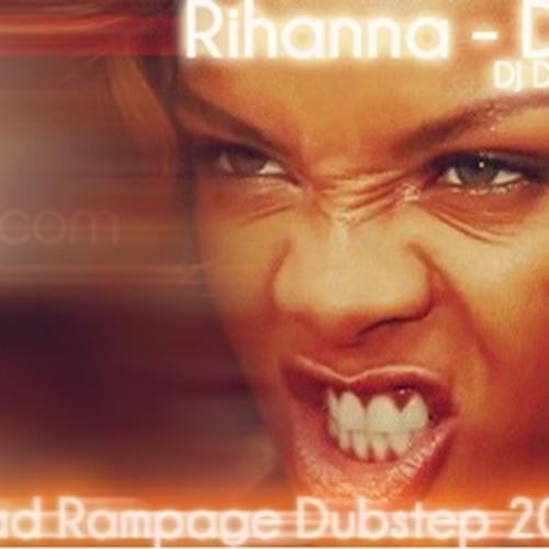 Rihanna's Mad Rampage Dubstep 2013 Remix (DJ Dangerous Raj Desai) Dubstep 2013