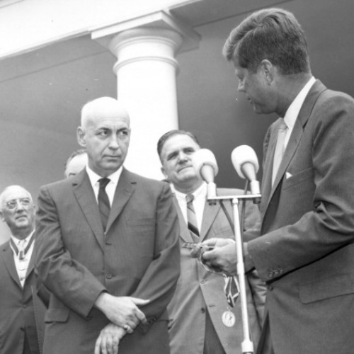 JFK Speech to the Greater Houston Ministerial Association