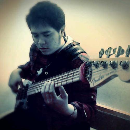 Dewi Lestari - Malaikat Juga Tahu ( Bass Cover )