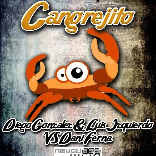 Dani Ferna & Diego Gonzalez --Cangrejito (original mix)  New Guass Records