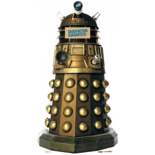 Dadisfaction Dalek Episode 1