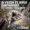 Dj Fresh Vs Diplo - Earthquake Feat. Dominique Young Unique (J-1 Remix) [Free Download]