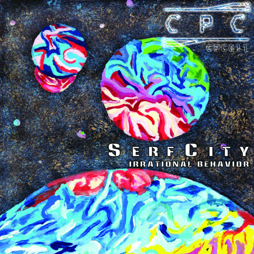 SerfCity - Blowing Bubbles And Shit