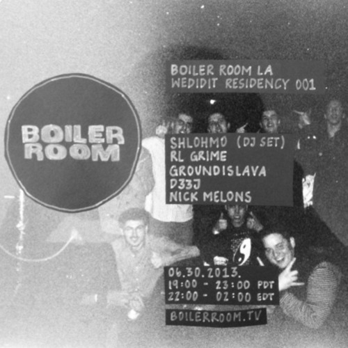 Groundislava x Wedidit Boiler Room Los Angeles Live Set