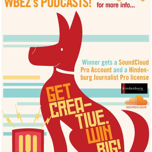 WBEZ podcast logo contest