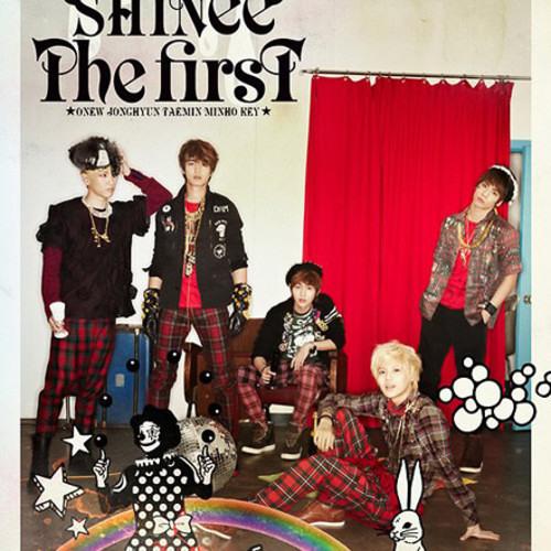 Imagini pentru shinee the first album