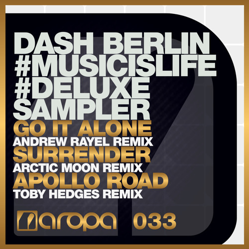 Dash Berlin feat. Sarah Howells - Go It Alone (Andrew Rayel Remix)