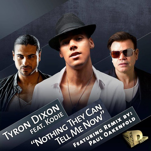 Tyron Dixon feat. Kodie - Nothing They Can Tell Me Now (Original mix) *** Only Preview***