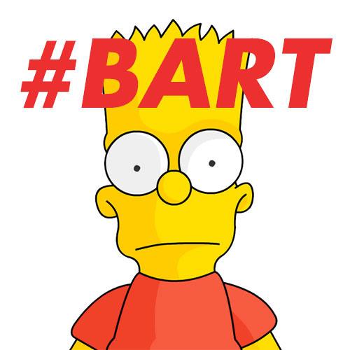 Blurred Bartman - SpareElbowSkin Mashup