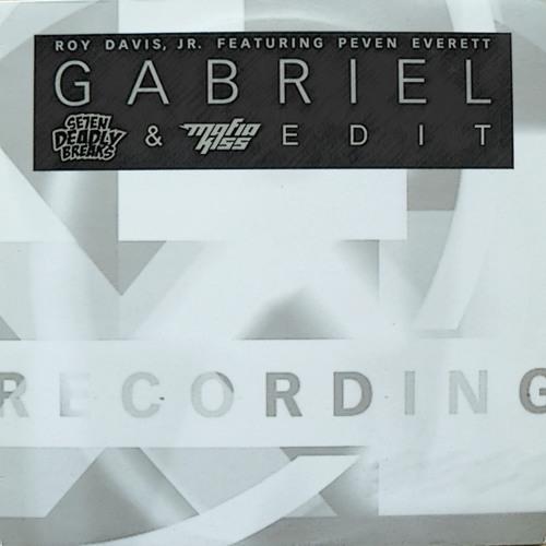 Roy Davis Jr - Gabriel (7DB & Mafia Kiss G-Beat) - FREE DOWNLOAD