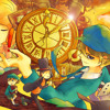 Professor Layton and the unwound future OST - Puzzle Battle