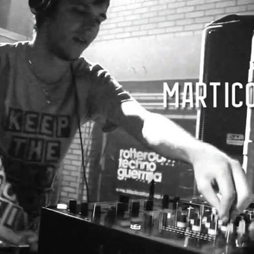 Strobe FM Podcast 015 - Marticos Hell @ Strobe's Private Rave, Warehouse Rotterdam 24_05_2013
