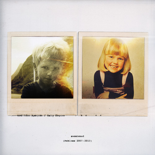 JOHAN AGEBJORN / SALLY SHAPIRO - Sweetened