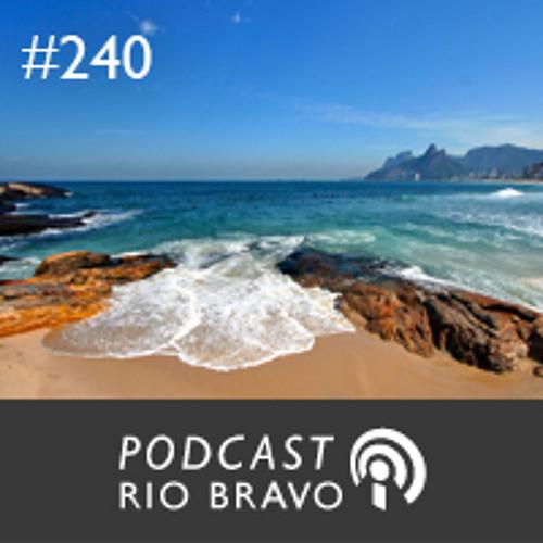 """Podcast 240 - Luis Stuhlberger - A trajetória: Do """"wild west"""" ao sucesso do Verde"""