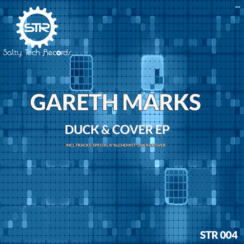 Gareth Marks - The Alchemist (LQ) Out Now On Salty Tech Records