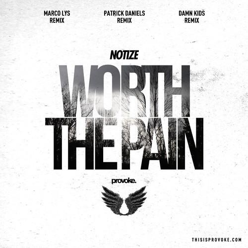 Worth The Pain (Marco Lys RMX) Soundcloud Clip