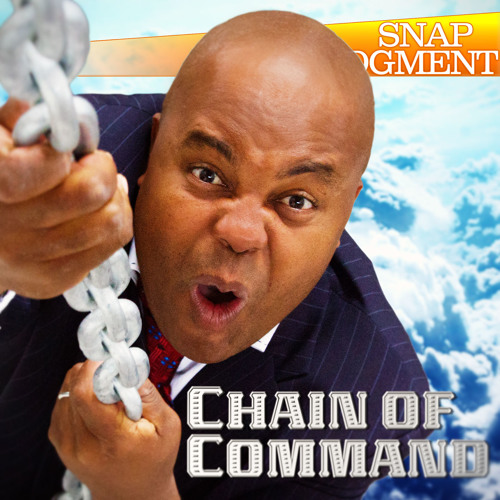 """Listen to the full Snap episode, """"Chain Of Command"""""""